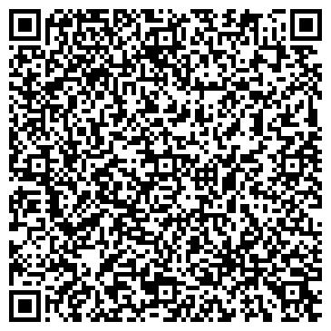 QR-код с контактной информацией организации «Детский дом №1»