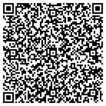 QR-код с контактной информацией организации СПОРТ ПЛЮС САЛОН