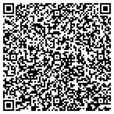 QR-код с контактной информацией организации РАЙОННЫЙ СОВЕТ ВЕТЕРАНОВ