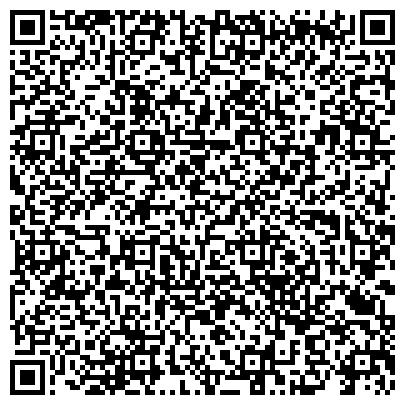 QR-код с контактной информацией организации Отдел трудоустройства «Перовский»