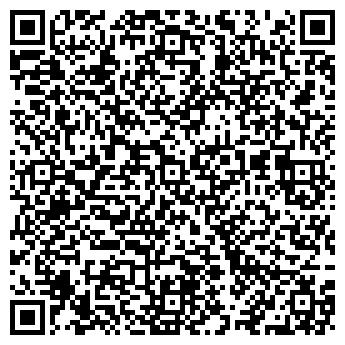 QR-код с контактной информацией организации ПРОДУКТЫ