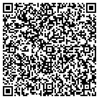 QR-код с контактной информацией организации ДУЭТ САЛОН