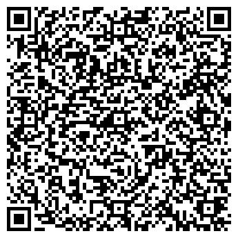 QR-код с контактной информацией организации КОЛОРИТ
