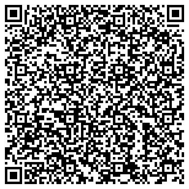 QR-код с контактной информацией организации ООО АБС стекольное производство
