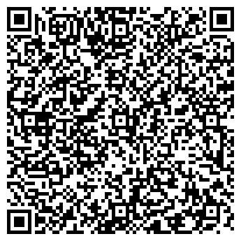 QR-код с контактной информацией организации ДВЕ ПАЛОЧКИ