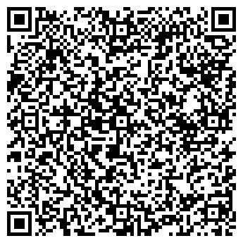 QR-код с контактной информацией организации ООО КлинТекс