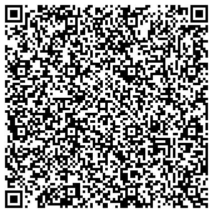 QR-код с контактной информацией организации ООО Автоюрист-федеральная сеть, представительство в Новосибирске