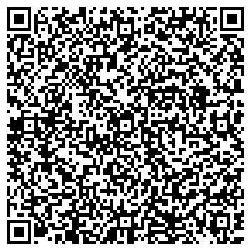QR-код с контактной информацией организации Рекламная мастерская (РХМ), ИП