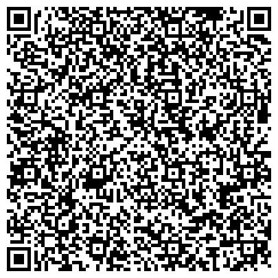 QR-код с контактной информацией организации ПОЛИКЛИНИКА КУЛЬТУРНОГО ЦЕНТРА ВООРУЖЁННЫХ СИЛ РФ