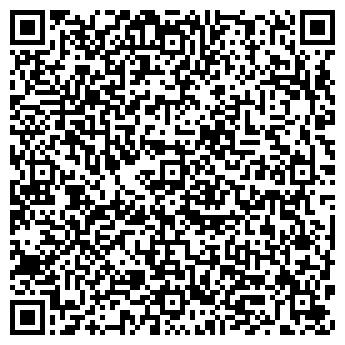 QR-код с контактной информацией организации ООО Ивраз Финанс
