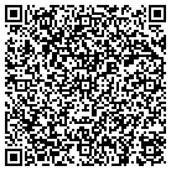 QR-код с контактной информацией организации RATING ТОО