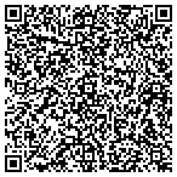 """QR-код с контактной информацией организации ИП """"Монарх"""" кафе"""