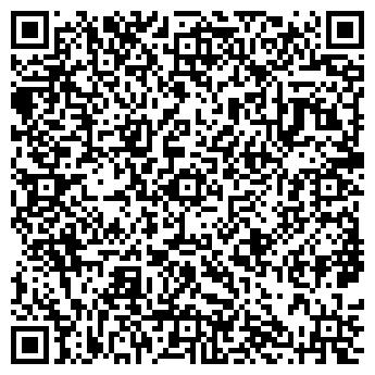 QR-код с контактной информацией организации ООО Точка Роста