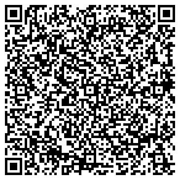 QR-код с контактной информацией организации АВТОТЕХЦЕНТР ЛИНИЯ