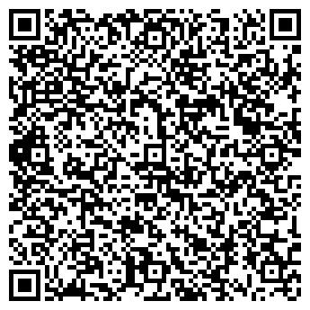 QR-код с контактной информацией организации Галерея ткани