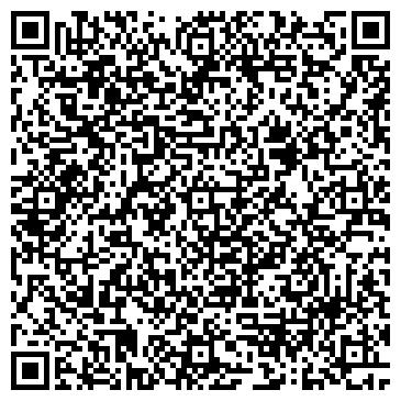 QR-код с контактной информацией организации АВТОСЕРВИС, АВТОЗАПЧАСТИ