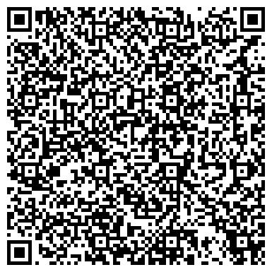 QR-код с контактной информацией организации ИП Магазин цветов Флёрс