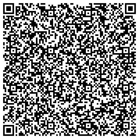 QR-код с контактной информацией организации Учебно-научный институт Государственного университета информационно-коммуникационных технологий