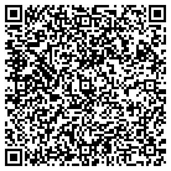 QR-код с контактной информацией организации Alterion