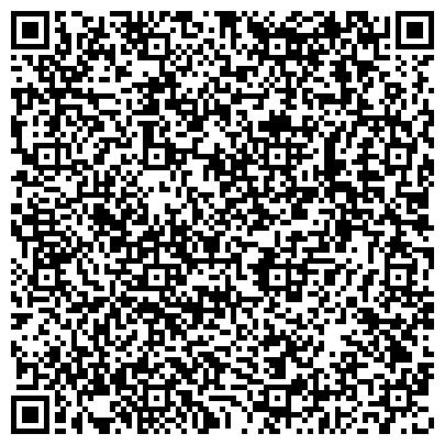 QR-код с контактной информацией организации РОО ОО Ассоциация развития малого и среднего предпринимательства