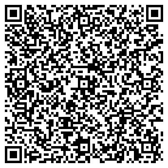 QR-код с контактной информацией организации ИООО ПоликастПлюс