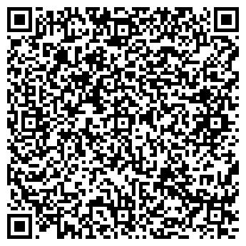 QR-код с контактной информацией организации РАВТО