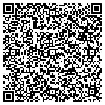 QR-код с контактной информацией организации RENAULT