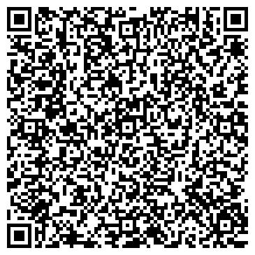 QR-код с контактной информацией организации Cалон-парикмахерская