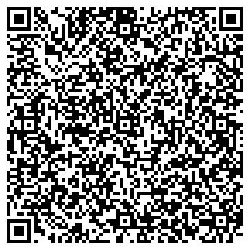 QR-код с контактной информацией организации ТОО Алаш дизайн
