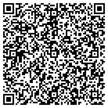 QR-код с контактной информацией организации ООО «Тент Экспресс»