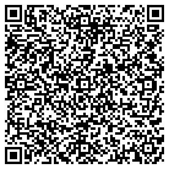 QR-код с контактной информацией организации ООО ГРОДОН