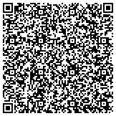 """QR-код с контактной информацией организации ИП Студия экодизайна """"Подмосковный Оазис"""""""