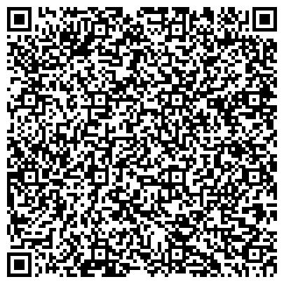 QR-код с контактной информацией организации ООО Грильято, торговая компания подвесных потолков