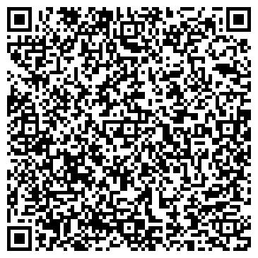 QR-код с контактной информацией организации ООО Спорткомплекс Авангард
