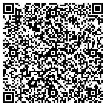 QR-код с контактной информацией организации ООО Технолидер