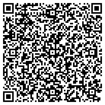 QR-код с контактной информацией организации МАТЭКС ПЦ