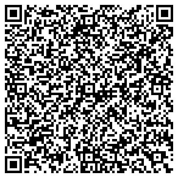 """QR-код с контактной информацией организации ООО Салон """"Виктория"""""""