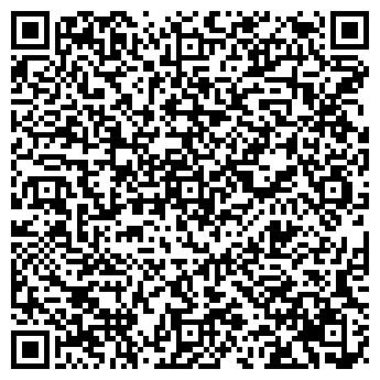 QR-код с контактной информацией организации ООО ТРАНСВОСТОК