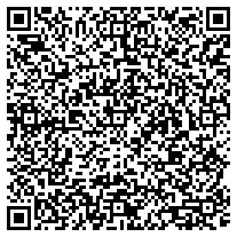 QR-код с контактной информацией организации ЧАЙНА КЛУБ