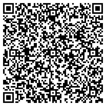 QR-код с контактной информацией организации ИП АЛМАТЫСЕРВИС