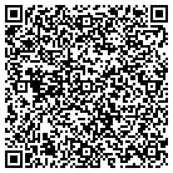 QR-код с контактной информацией организации ЧУП Тифлос