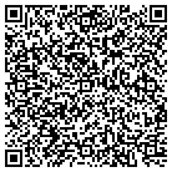 QR-код с контактной информацией организации ИП Фитнес для женщин