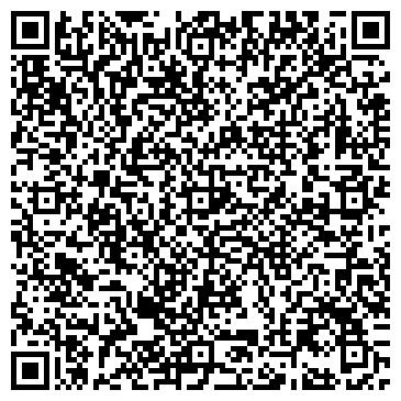 QR-код с контактной информацией организации ПАРИКМАХЕРСКИЕ УСЛУГИ