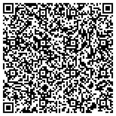QR-код с контактной информацией организации Забайкальский Департамент недвижимости