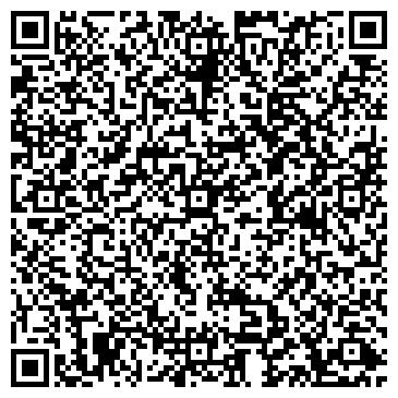 QR-код с контактной информацией организации ТОО РИСК-Бизнес