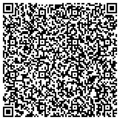 """QR-код с контактной информацией организации Школа для малышей """"Пряничный домик"""""""