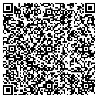 QR-код с контактной информацией организации ЖАННА