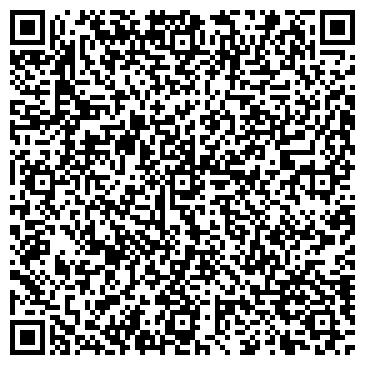 QR-код с контактной информацией организации КРАСИВЫЕ ЛЮДИ