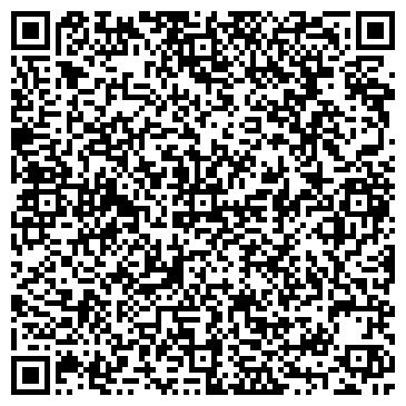 QR-код с контактной информацией организации ООО «ТехЗащита»