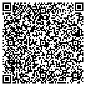 QR-код с контактной информацией организации ООО мир пакета